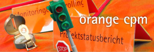 orange cpm: Kooperation zu Projektmanagement und Changemanagement